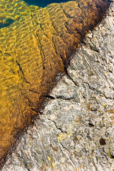 Ancient wisdom symbolism of stones and rocks seen through photography