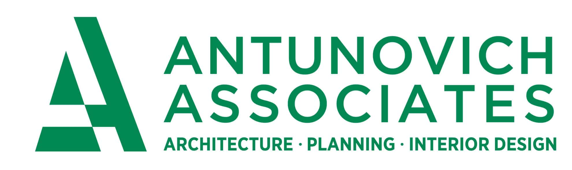 Architect Antunovich Associates Chicago, IL logo