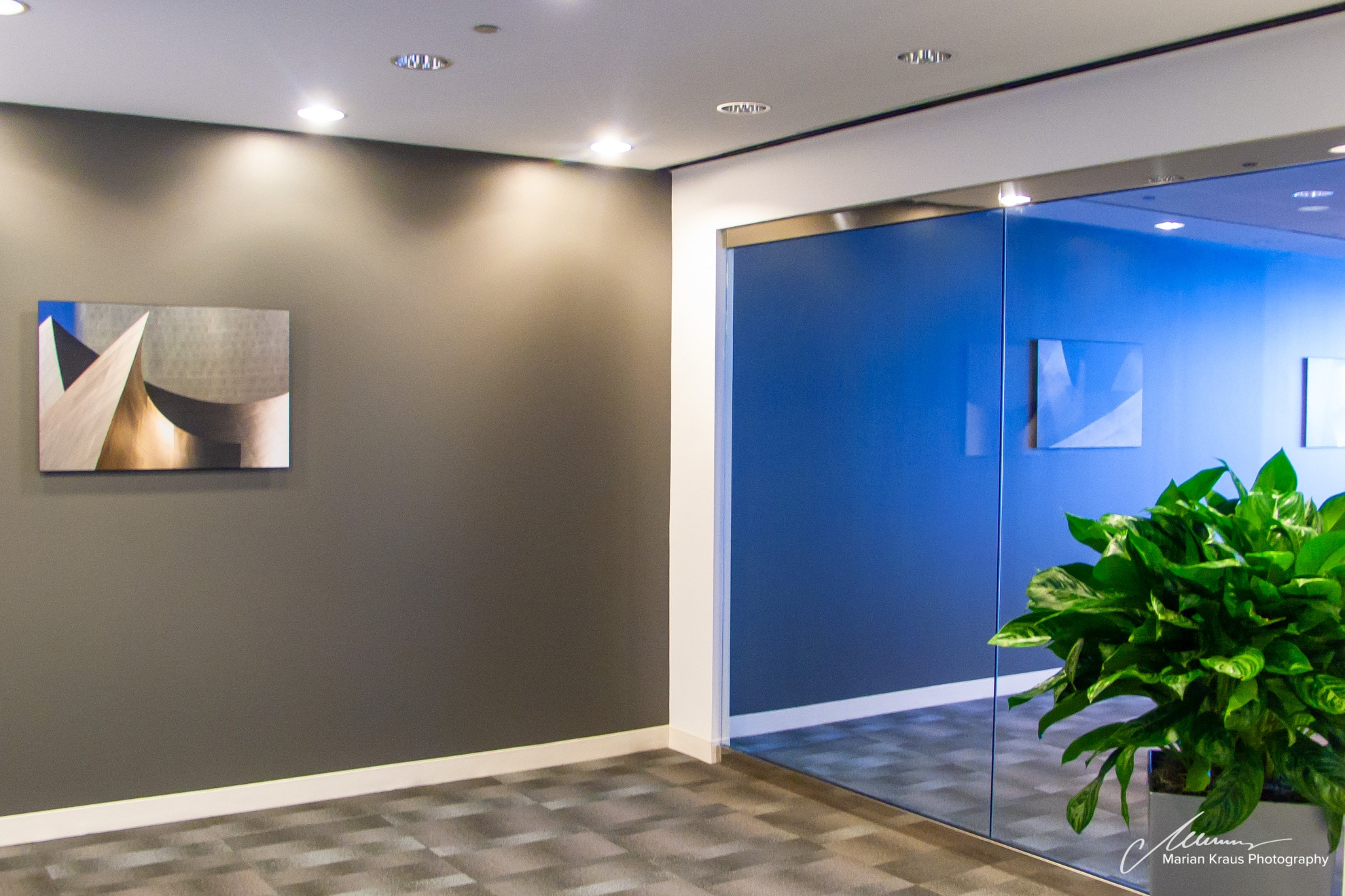 wall art for office space. Office Space Wall Art Decoration In The Willis Tower Chicago, IL For Office